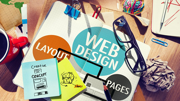 Website design layouts