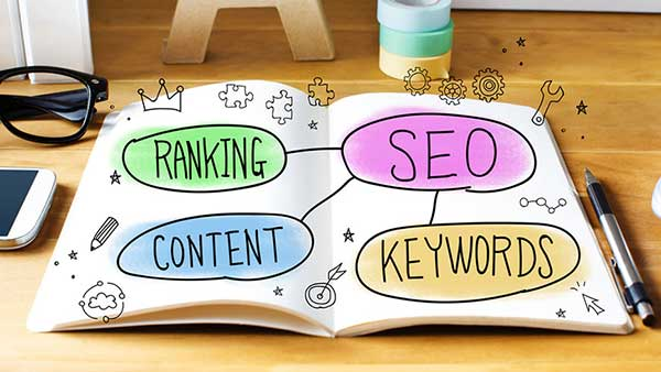 How to add SEO content.