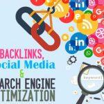 Backlinks through Social Media Networking