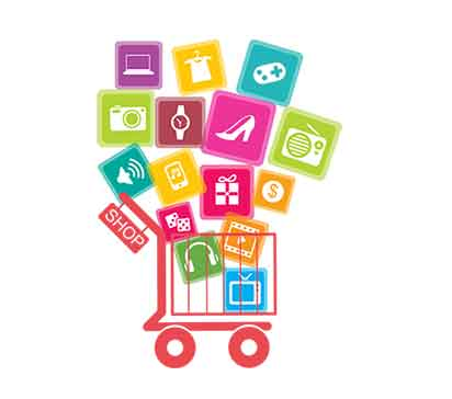 social media shopping carts